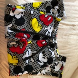 Mickey Mouse PJ pants